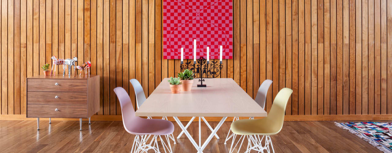 Dining room by Herman Miller México