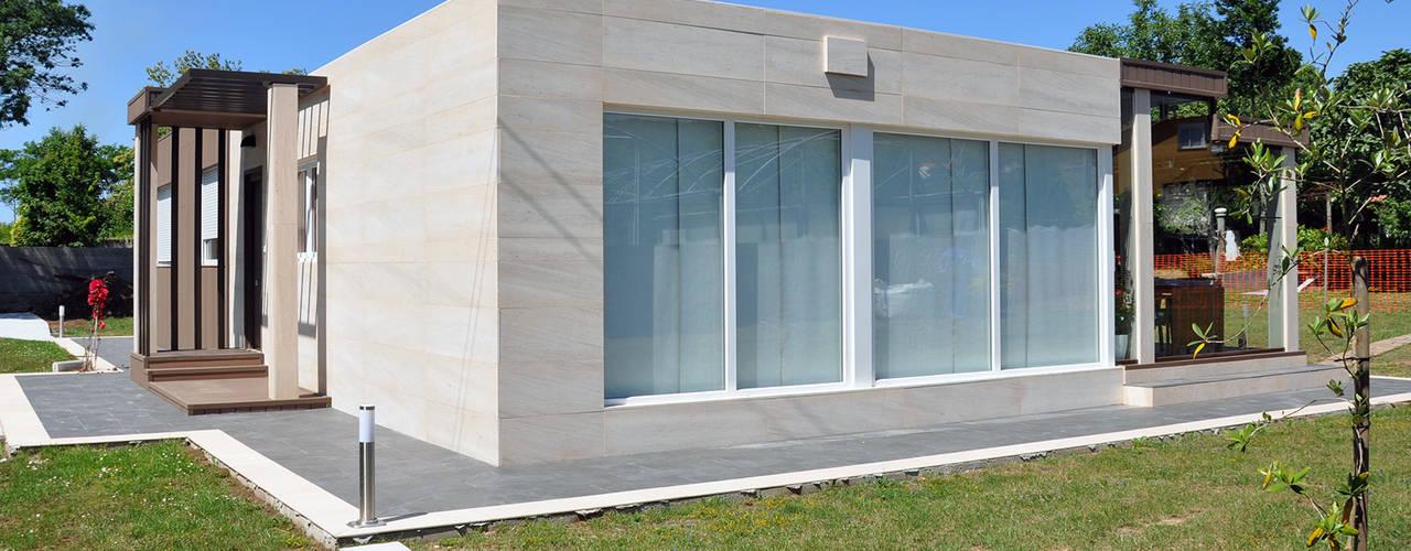 Moderne huizen van Casas Cube Modern