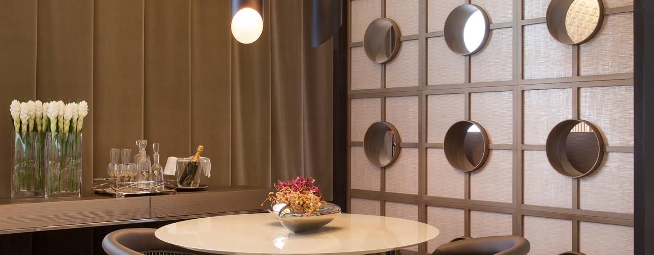 Cómo decorar tu comedor moderno?