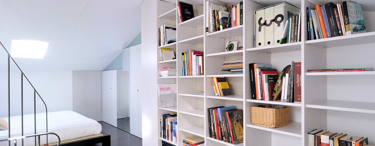 Oficinas de estilo minimalista de FAA Fraguell Arquitectes Associats, scp Minimalista