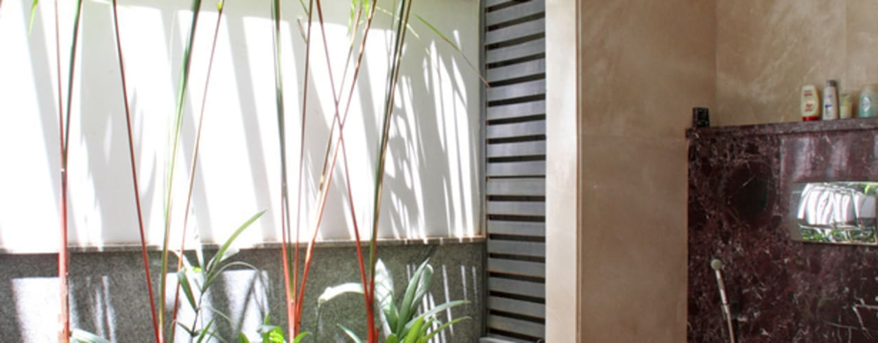 Baños de estilo  por Muraliarchitects, Moderno