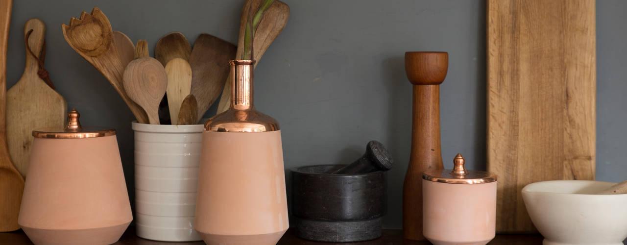 Tunisia Made Vases od Hend Krichen Śródziemnomorski