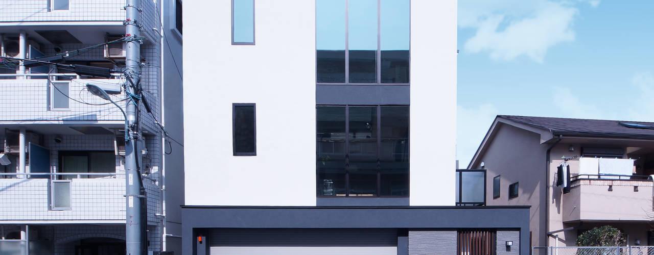 繋がりのある家: TERAJIMA ARCHITECTSが手掛けた家です。,