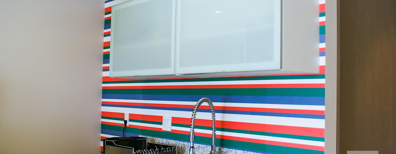 Cocinas de estilo  por Ambientes con Arte
