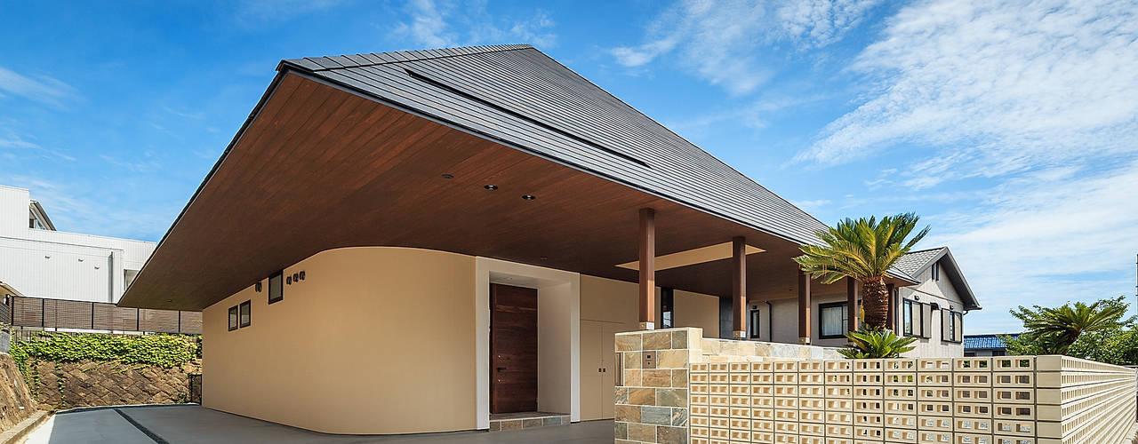 haus-ubud 日本家屋・アジアの家 の 一級建築士事務所haus 和風