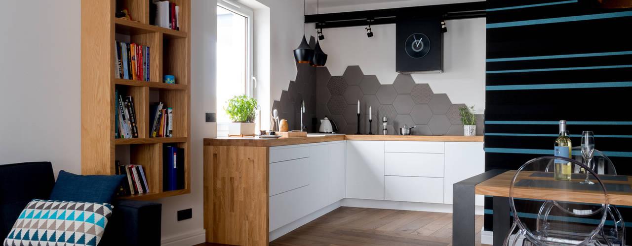 Dapur Modern Oleh Jacek Tryc-wnętrza Modern