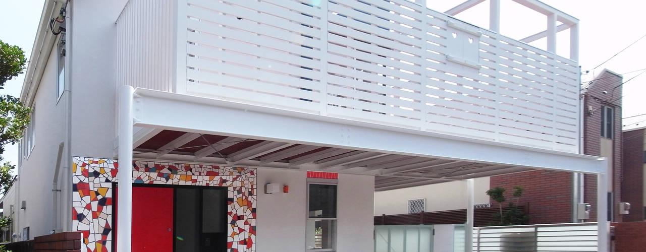 音楽家の家「Casa Felice」 モダンな 家 の ユミラ建築設計室 モダン