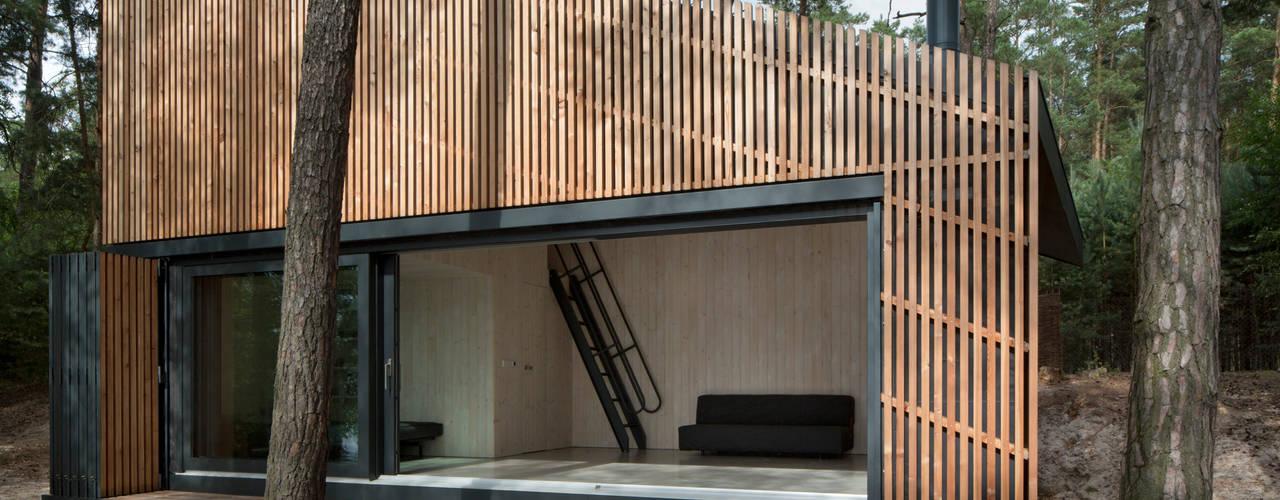 Casas de estilo  por FAM Architekti