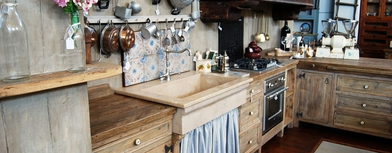 homify KitchenSinks & taps