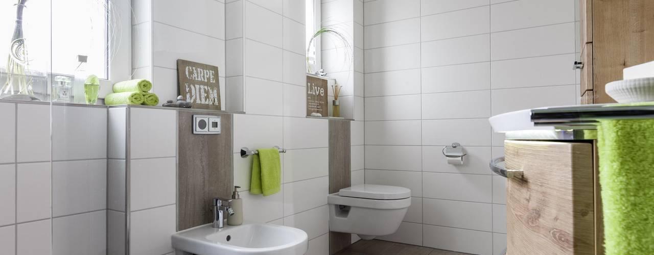 eclectic Bathroom by Gebr. Gröger OHG