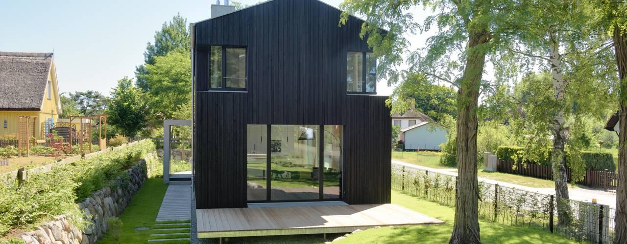 Projekty,  Domy zaprojektowane przez Haus Wieckin