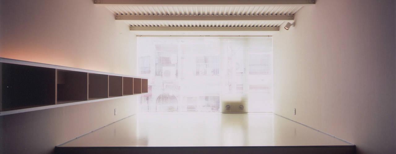 Estudios y despachos de estilo minimalista de ADS一級建築士事務所 Minimalista