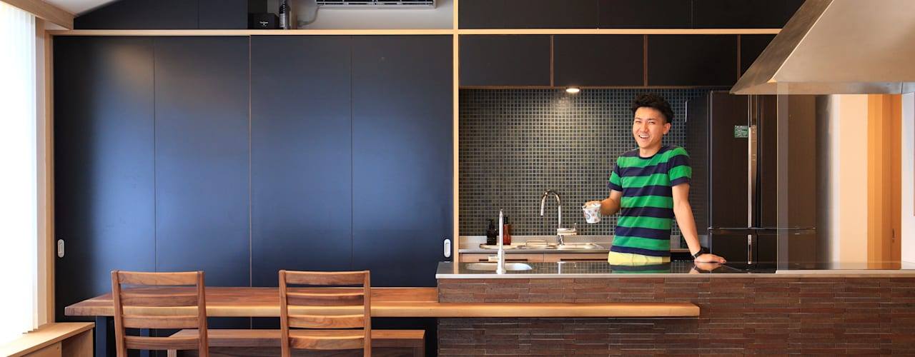 MA設計室 Cucina eclettica