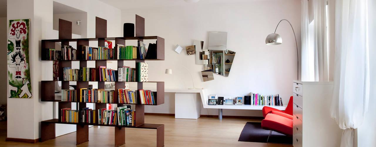 MAT architettura e design:  tarz Oturma Odası