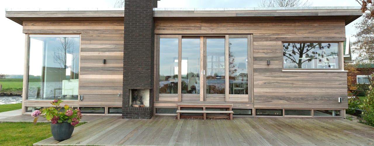 Houses by OX architecten