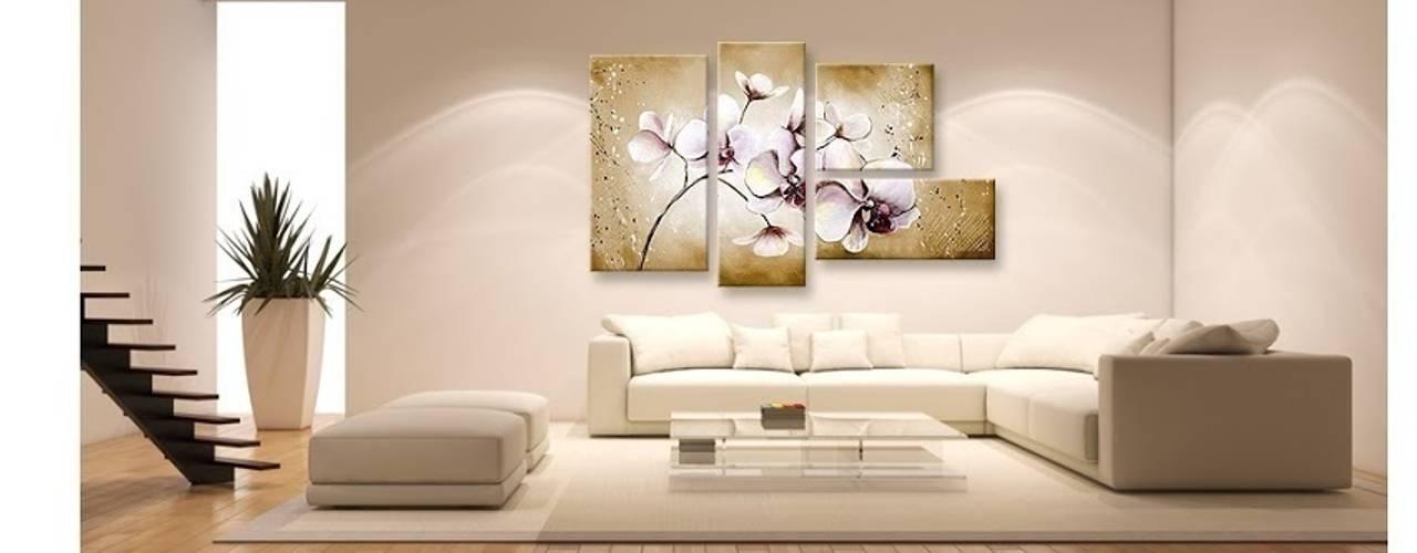 appendere i quadri alla parete consigli idee e foto