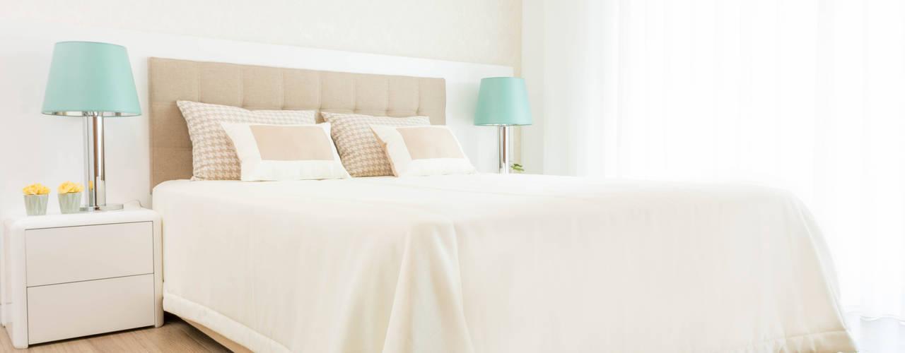 Modern Bedroom by Ângela Pinheiro Home Design Modern