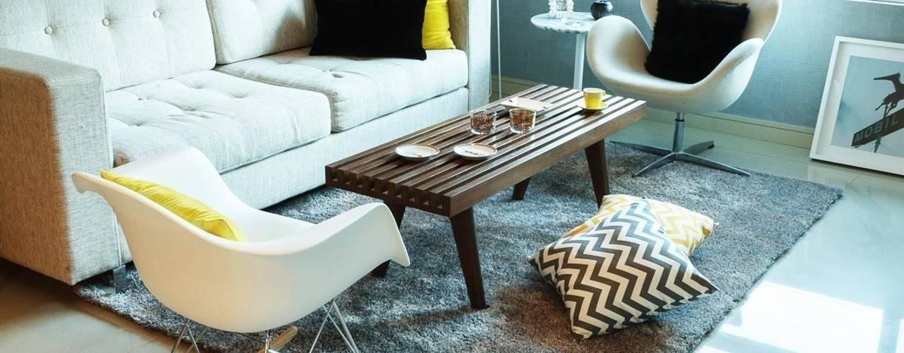 Diseño de Interiores NEST NEST SalasSalas y sillones