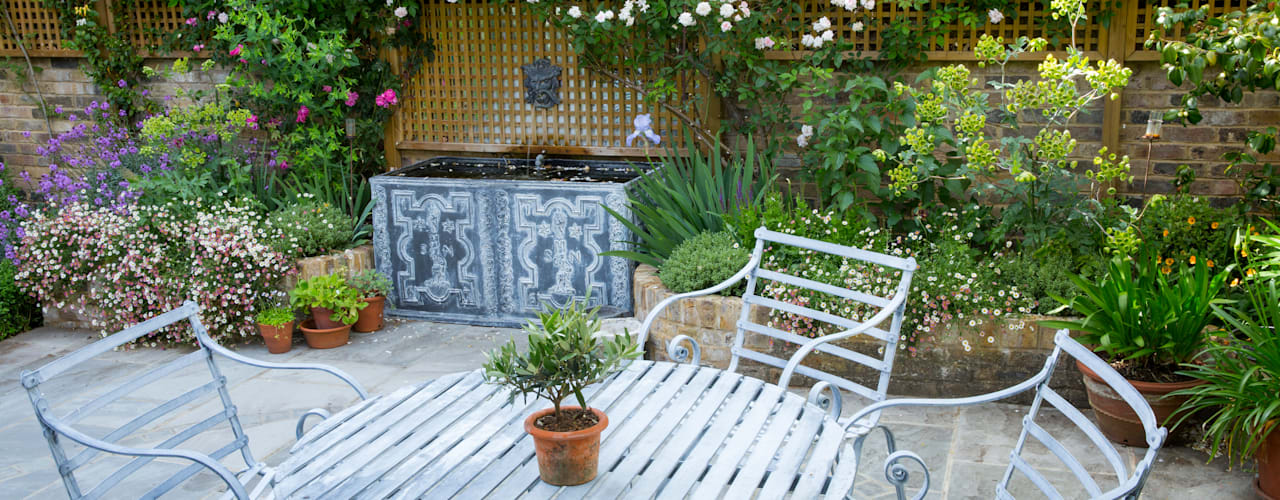 Classic style garden by homify Classic