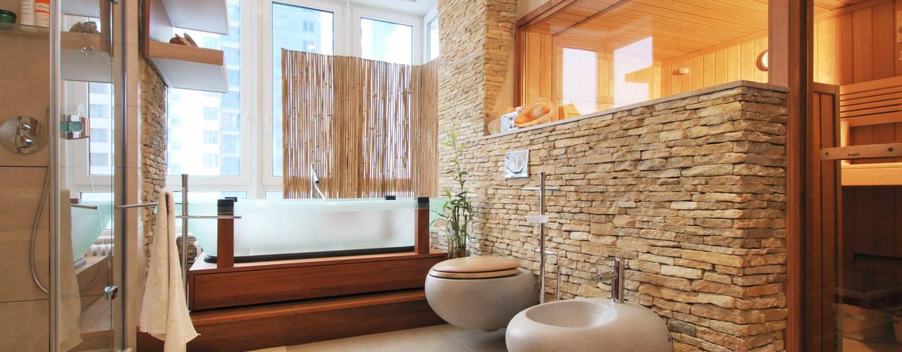 Casas de banho  por Sky Gallery