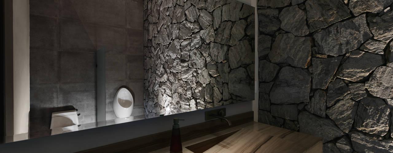 Baños de estilo  por Juan Luis Fernández Arquitecto, Moderno