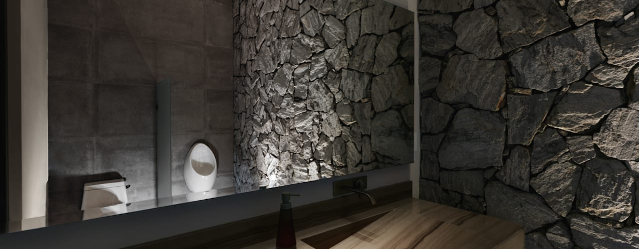 Baños de estilo moderno de Juan Luis Fernández Arquitecto Moderno