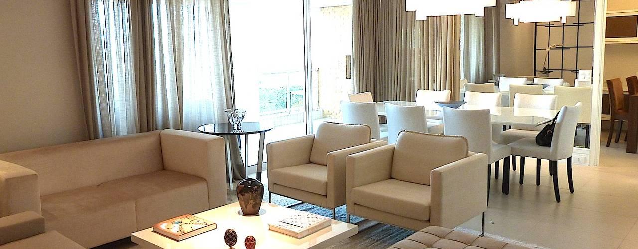 Comparato Arquitetura Salon moderne