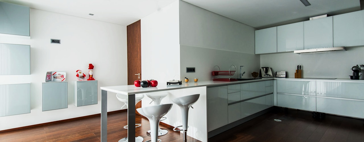 a3mais Modern kitchen