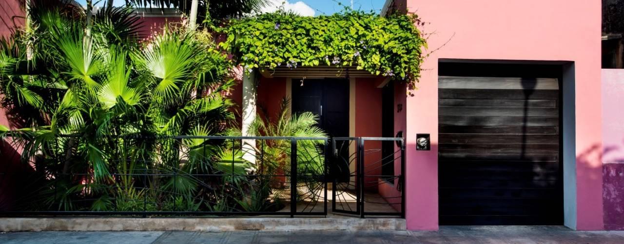 Projekty,  Domy zaprojektowane przez Taller Estilo Arquitectura, Nowoczesny