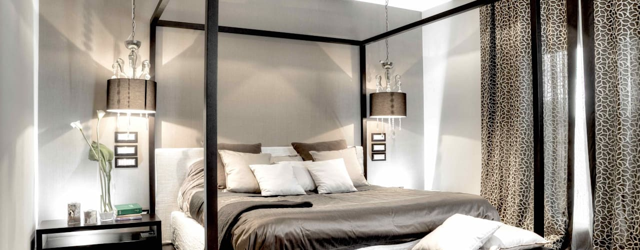 Modern Bedroom by Ernesto Fusco Modern