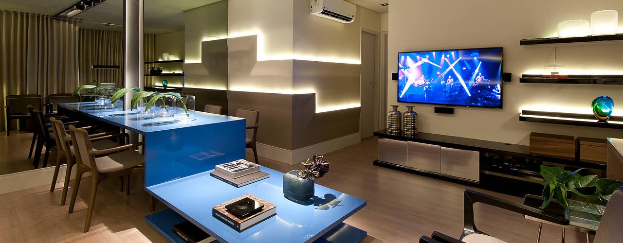 Столовые комнаты в . Автор – Matheus Menezes Arquiteto