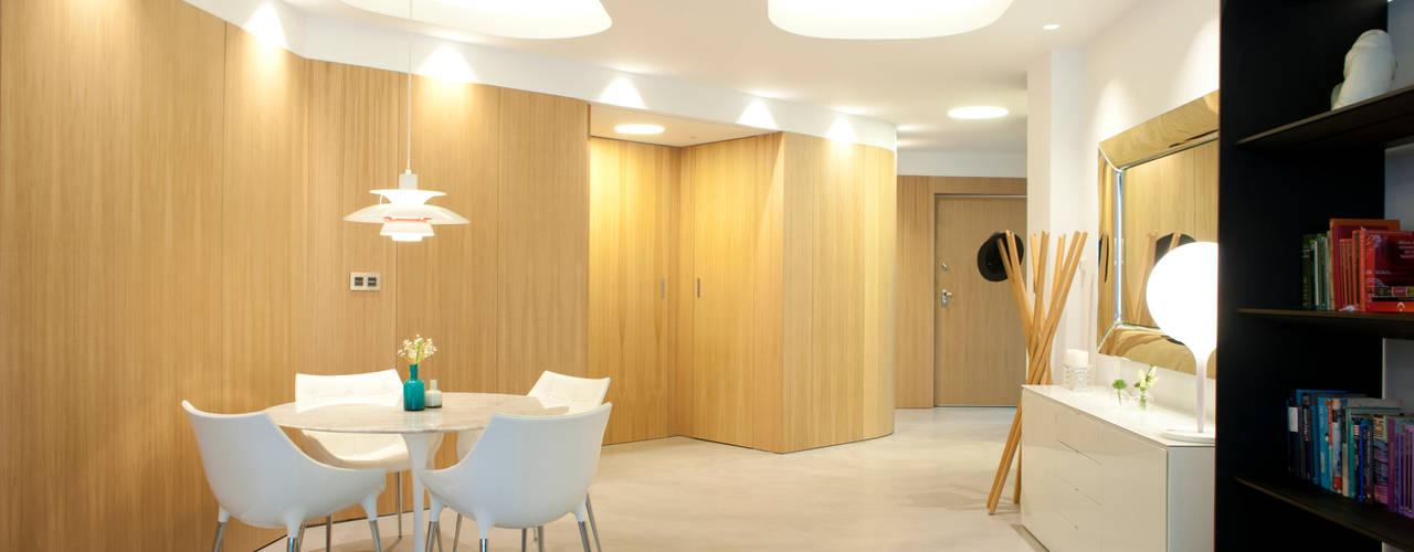 Puertas y ventanas modernas de MADG Architect Moderno