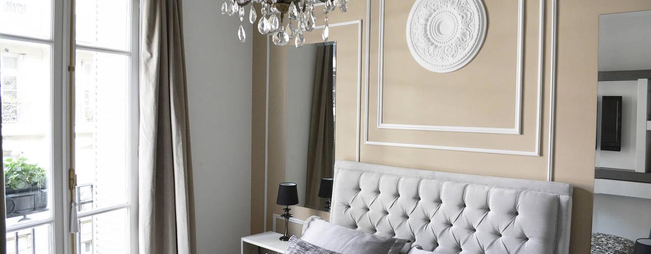 Dormitorios de estilo  por Estudio Nicolas Pierry
