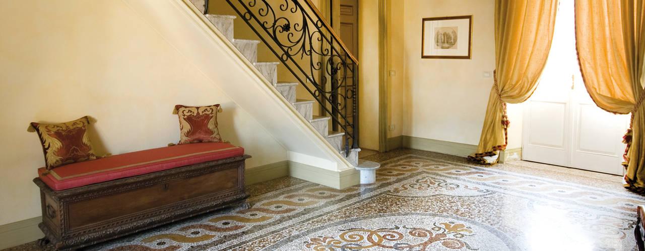 Classic style walls & floors by vigo mosaici s.n.c Classic