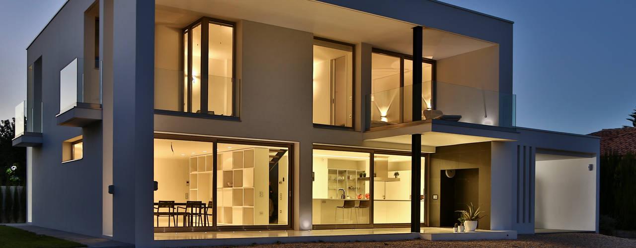 Casas unifamiliares de estilo  por DosiCreatius