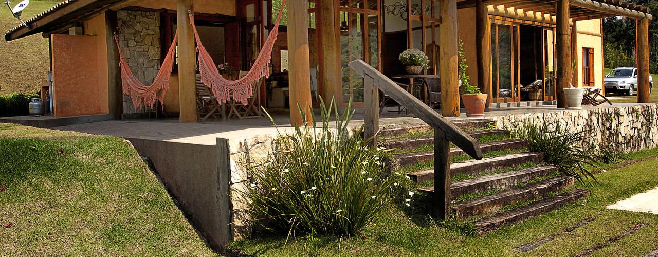 Bianka Mugnatto Design de Interiores Rustic style house