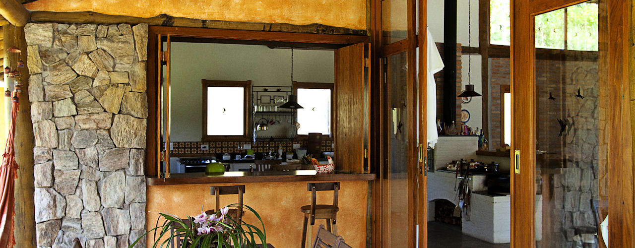 Rumah by Bianka Mugnatto Design de Interiores