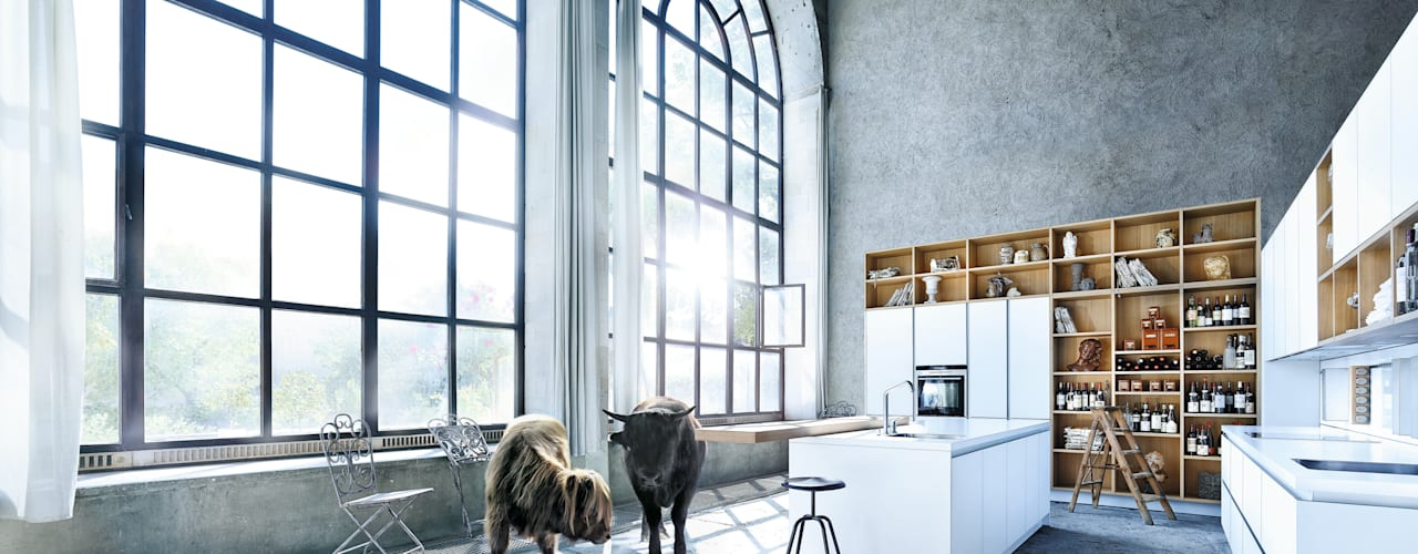 Tinnemans Keukens Modern kitchen