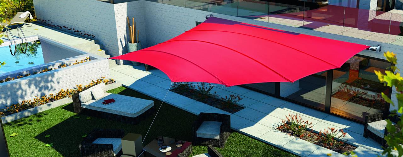 10 grandiose Lösungen für Sonnenschutz im Garten