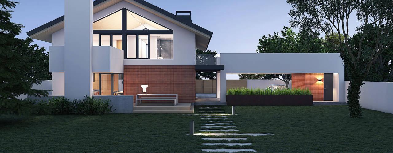 โดย Lugerin Architects มินิมัล