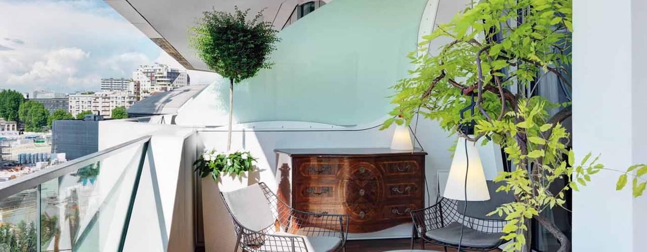 Terrazas de estilo  por Studio Marco Piva