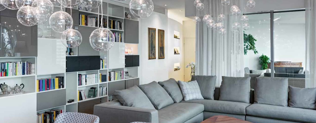 Modern living room by Studio Marco Piva Modern