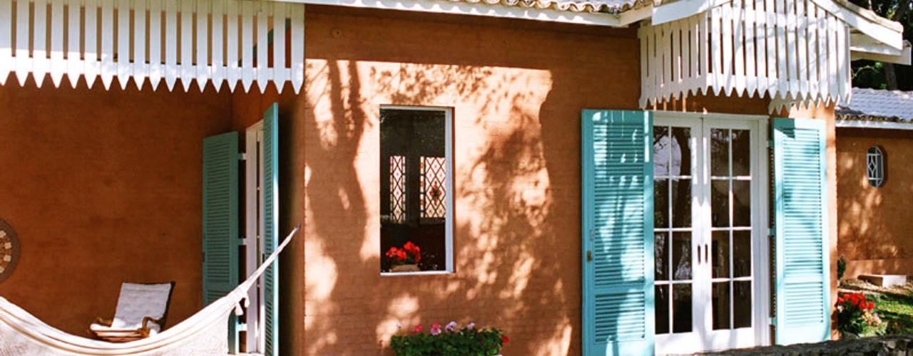 Maisons de style de stile Rural par Célia Orlandi por Ato em Arte