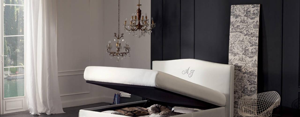 Projekty,   zaprojektowane przez OGGIONI - The Storage Bed Specialist
