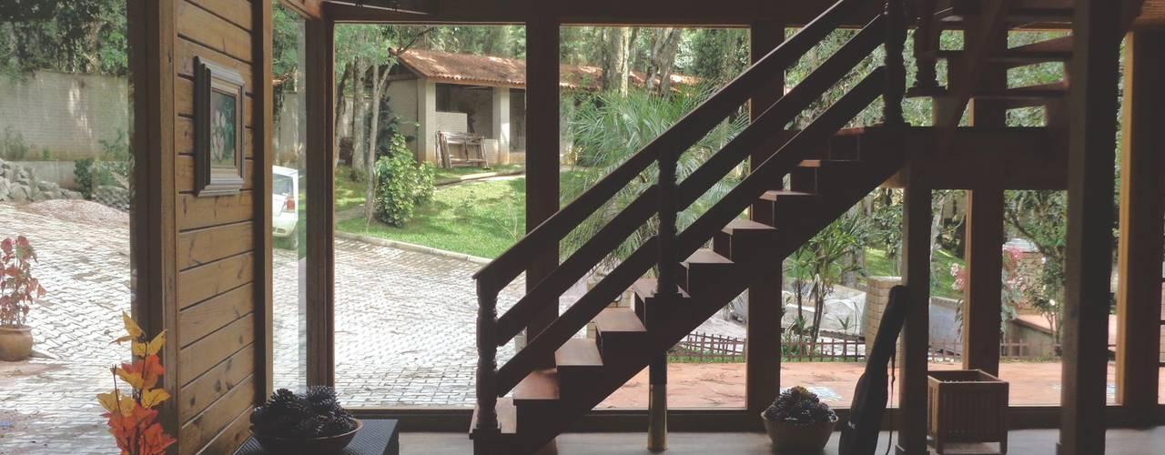 Janelas   por Moradaverde Arquitetura,