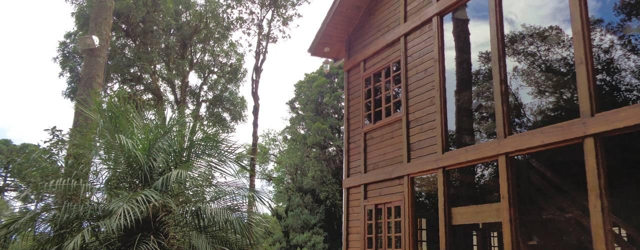 บ้านและที่อยู่อาศัย by Moradaverde Arquitetura