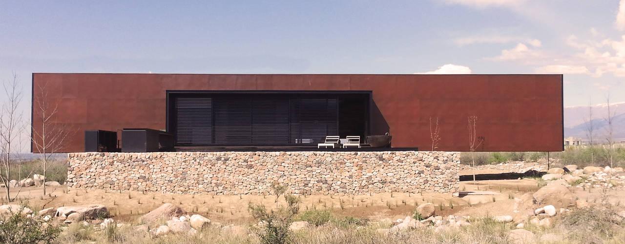Casas de estilo  por A4estudio, Moderno
