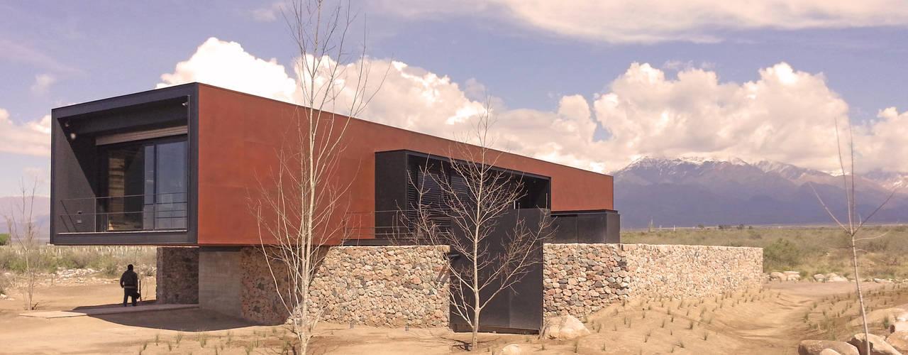 Rumah Modern Oleh A4estudio Modern