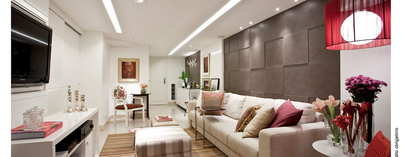 by Wesley Lemos Arquitetura & Design Modern