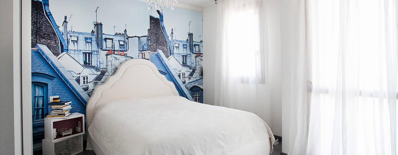 Alessandro Corina Interior Designer Dormitorios de estilo mediterráneo